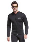 wetsuits surf front zip