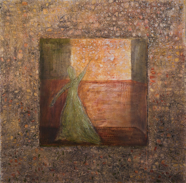 Salma Arastu - Open The Window