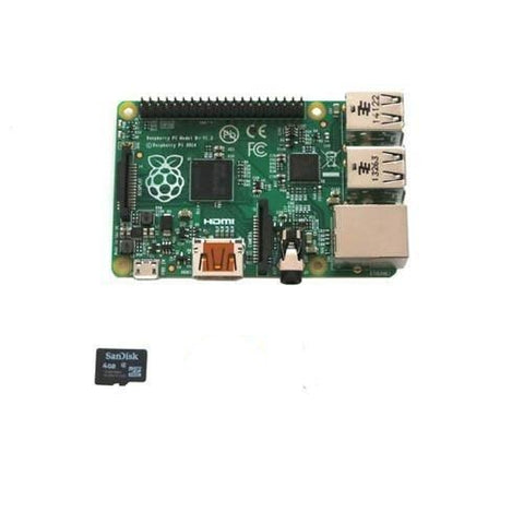Raspberry Pi B+ Kit