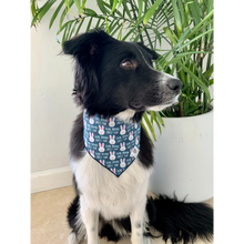 Load image into Gallery viewer, Dog wearing Easter bunny dog bandana