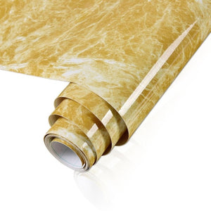 Waterproof Oil-proof Marble Wallpaper