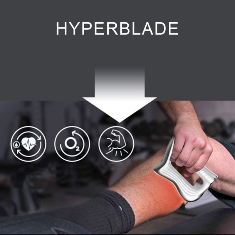 Hyperblade Massager