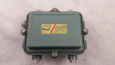 Regal RLDC10-16-15A Directional Line Coupler 5-1000Mhz 1Ghz(Used) - Confluent Technology Group