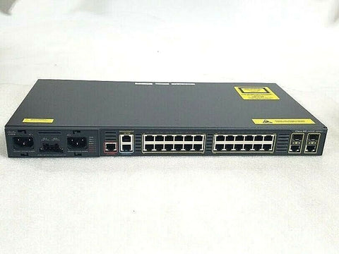 Cisco  ME (ME-3400E-24TS-M) 24-Ports-Ports External Ethernet Switch