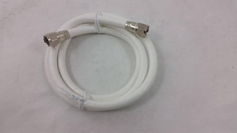 3' White RG6 Coaxial Jumper Cable Low Price!!! - Confluent Technology Group