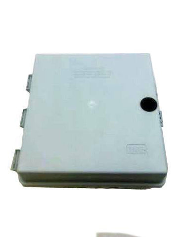 "CABLETEK 9""x9""x3"" OUTDOOR  ENCLOSURE PLASTIC GRAY CASE UTILITY CABLE BOX CTE-S - Confluent Technology Group"
