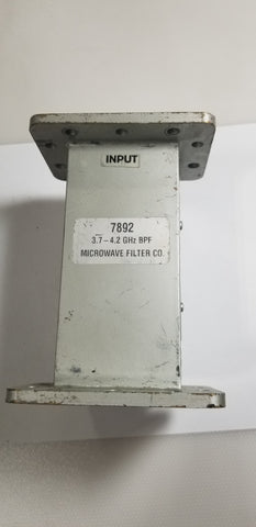 Microwave Filter Co. 7892 (TI Filter) Terrestrial Interference Filter - Confluent Technology Group