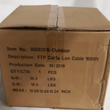 CAT5 DIRECT BURIAL/SHIELDED CABLE - 906839 - Confluent Technology Group