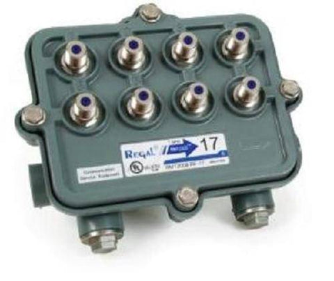 New Regal 8 port 11dB Taps Model RMT2008-RF-11 Fast Shipping!!! - Confluent Technology Group