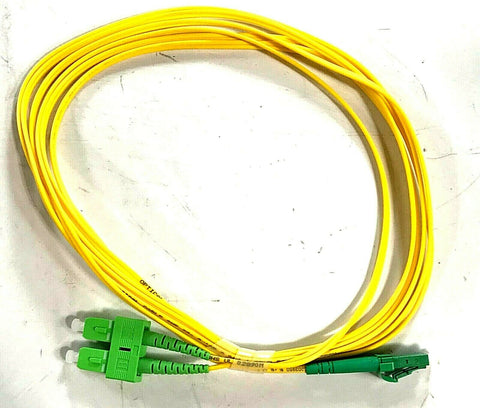 LC/APC-SC/UPC SM DX (20meters) Fiber Optic Jumper - Confluent Technology Group