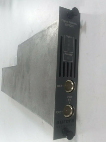 Aurora Optical Receiver. Part #DR3002-AS