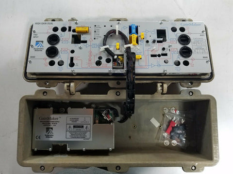 Scientific Gainmaker High Gain Dual System Amp. 1GHz; Part #1122G21033213000
