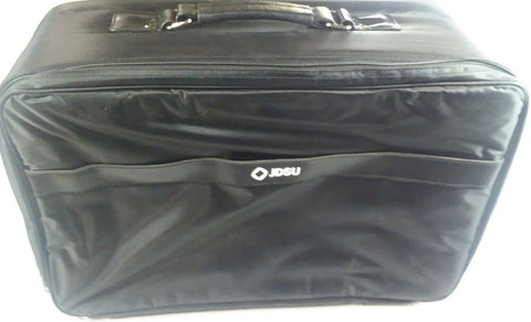 JDSU Meter 8x12x18 Black Canvas T-Berd 6000 Case.  Part #T-Berd 6000 ODTR(Case) - Confluent Technology Group