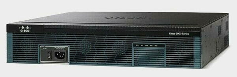 Cisco 2900 Series Integrated Services Router; Model #Cisco 2921 - Confluent Technology Group