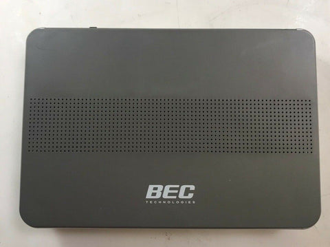 BEC 7800TN R2 (ADSL) Modem W/Power Supply Bundle