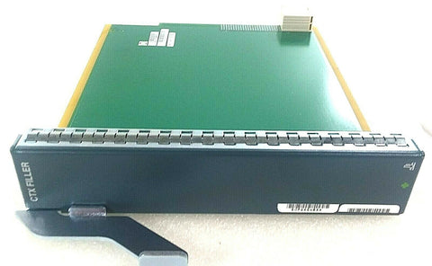 Cisco 15310-Ctx Filler Card, goes with ONS-15310MA.  Part #CTX2500 - Confluent Technology Group