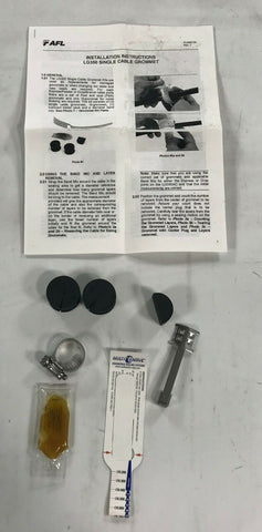 AFL, FC000726, Kit, Single Cable Grommet, Express Port LG-350