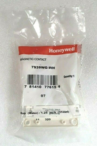 Honeywell 7939WG-WH Magnetic Contact Switch Type: Form A - Confluent Technology Group