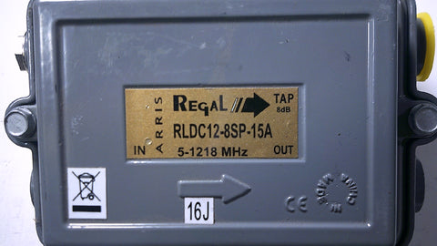 Regal RLDC12-8SP-15A DIRECTIONAL COUPLER - Confluent Technology Group