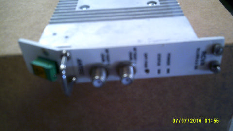 ANTEC FIBER OPTIC RECEIVER RCVR DLLRR