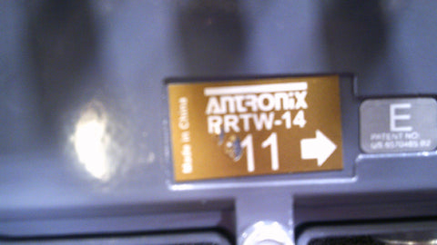 ANTRONIX RRTW-14-11 - Confluent Technology Group