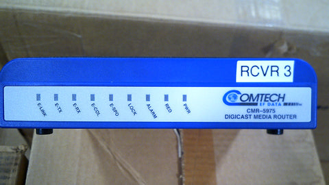 COMTECH CMR-5975 DIGICAST MEDIA ROUTER