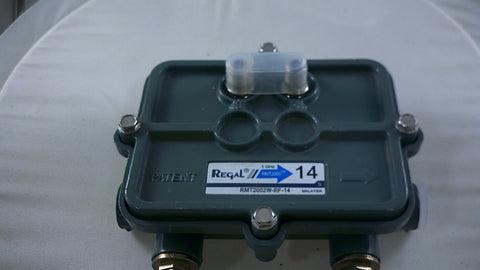 REGAL/ANTEC 1GHz 2 port Wide Tap RMT2002W-RF-14 Fast Shipping!!! - Confluent Technology Group