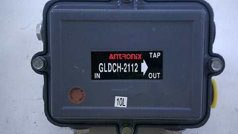 Antronix GLDCH-2112 DIRECTIONAL COUPLER - Confluent Technology Group