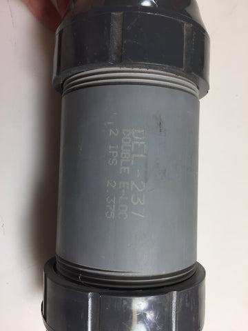 "ARNCO DEL-237(DOUBLE_E-LOC 2"") COUPLING"