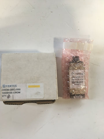 Vertex CWDM-GBIC-1550= 1000BASE-CWDM 1550 nm GBIC  G55X9067