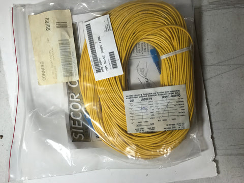 Corning fiber optic cable 1ft sfc scupc/scupc 70m - Confluent Technology Group