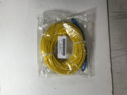 Corning fiber optic cable 1ft 2.0 scupc/scupc 50m - Confluent Technology Group