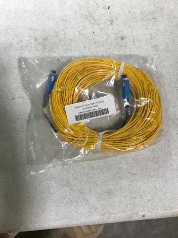 Corning fiber optic cable 1f 2.0 scupc/scucp 36m - Confluent Technology Group