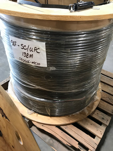 SIECOR 96F-SC/UPC-138M FIBER OPTIC PRE-TERM. SHELF - Confluent Technology Group