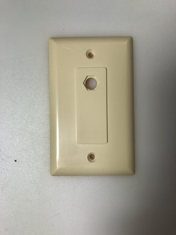 CABLE MAID INC. WP-IV(OFFSETCENTER) WALL PLATE-PLASTIC - Confluent Technology Group