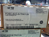 Commscope/Tyco FIBER OPTIC SPLICE TRAYS FOSC-ACC-B-TRAY-24   863927-000