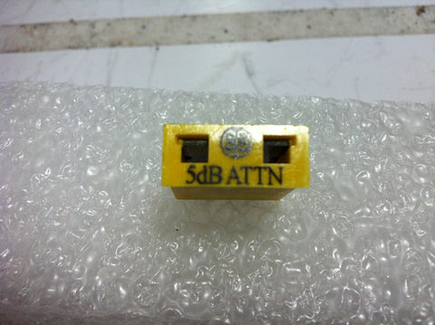 Broadband International® Attenuator Pad 1 GHz   5 DB   PN: 21P805