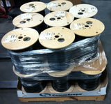 Commscope Flooded Black RG6 Factory Short Reels F677TSEF     M303B
