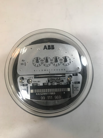 ABB 5670C10G01 Electrical Meter