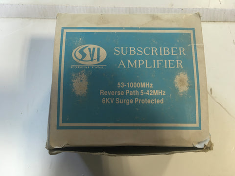 Signal Vision Subscriber Amplifier SVA15-2PSRSV - Confluent Technology Group