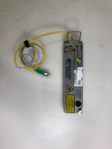 Scientific Atlanta Fiber Optic Transmitter 717904 - Confluent Technology Group