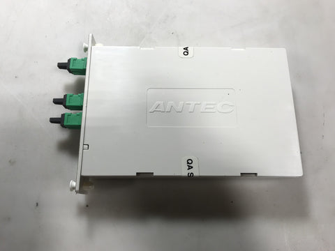 Antec 911293-03-02 1x2 Sc/apc Fiber Optical Coupler Module