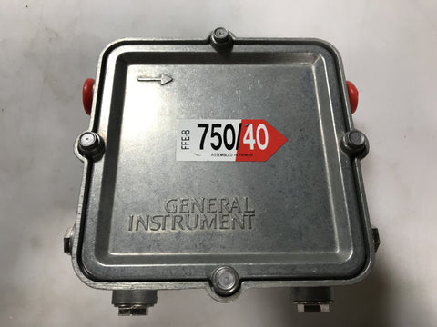 General Instrument FFE-8-750/40 Equalizer - Confluent Technology Group