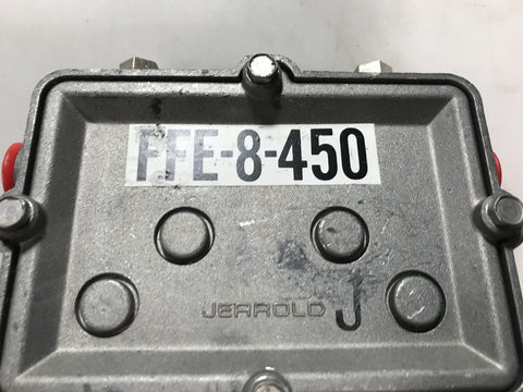 Jerrold FFE-8-450 Tap - Confluent Technology Group