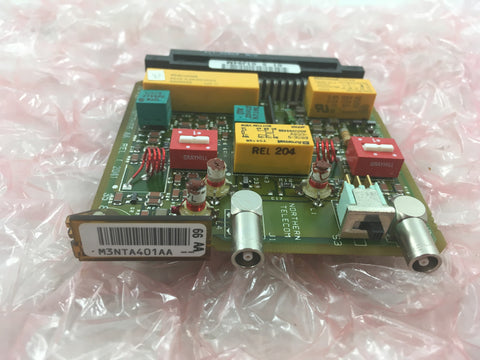 Northern Telecom NT7H66AA, M3NTA401AA, build out module