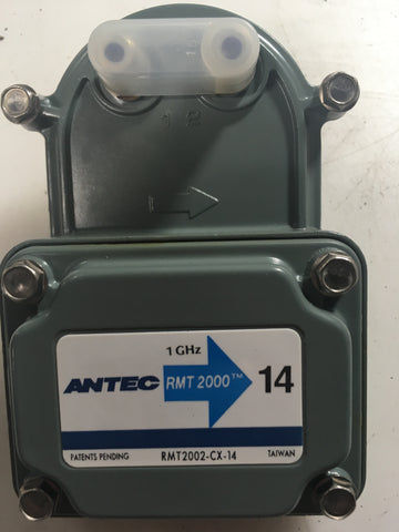 ANTEC RMT2002-CX-14 CABLE TRAP (Faceplate only)