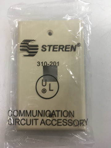 Steren 310-201IV Cavity Keystone Wall Plate - Confluent Technology Group