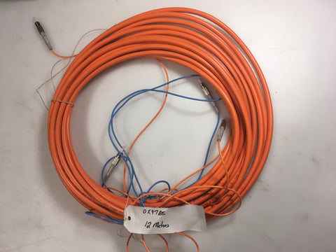 CDT Fiber Optic Cable 0X97AE (12M) ST/UPC Connector