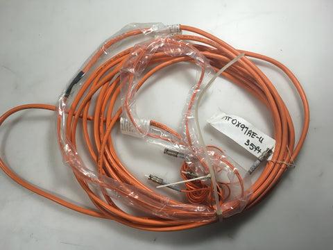 Siecor Optical Cable NT0X97AE-U (35Ft) ST/UPC Connector