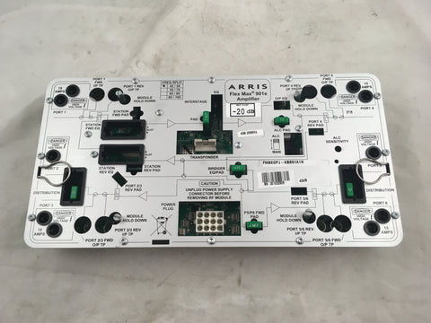 Arris Flex Max 901e Amplifier Model FMBEGPJ-KB6N1A1N Fast Shipping!!! - Confluent Technology Group